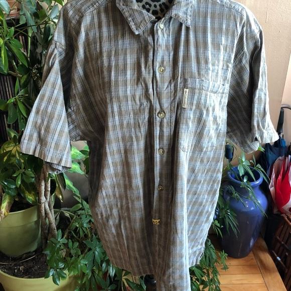 d6916b10545 Columbia Shirts | Mens Fishing Camping Shirt Short Sleeved | Poshmark